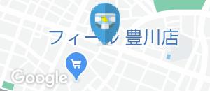 豊橋信用金庫 豊川支店のオムツ替え台情報