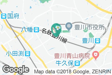 豊川市 保健センターの授乳室・オムツ替え台情報