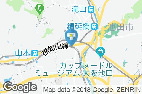 川西池田駅(改札内)のオムツ替え台情報