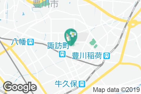 豊川市役所(1F)