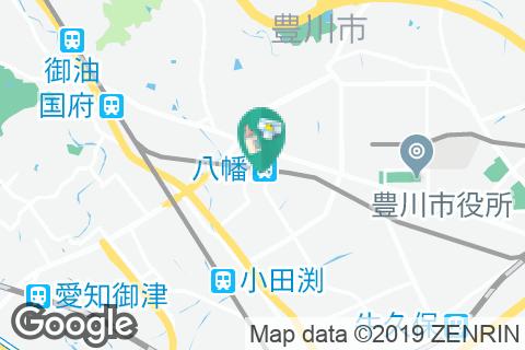 豊川市民病院(2F)の授乳室・オムツ替え台情報