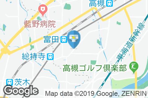 夢庵 高槻富田店のオムツ替え台情報