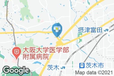 餃子の王将 茨木店(2F)のオムツ替え台情報