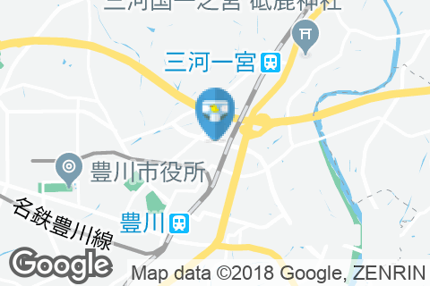 中部三菱自動車販売 豊川インター店のオムツ替え台情報