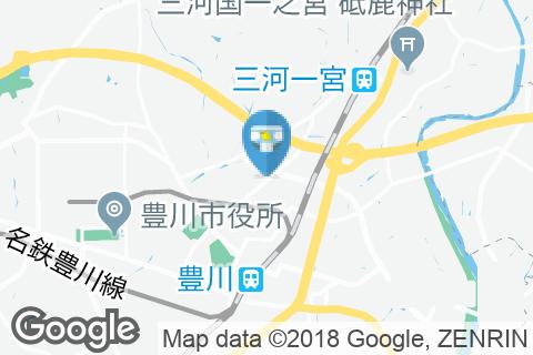 トヨタカローラ名古屋 豊川店のオムツ替え台情報