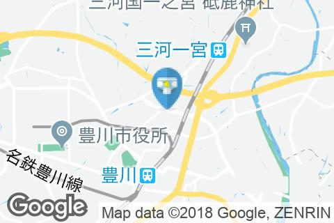 名古屋トヨペット 豊川店のオムツ替え台情報