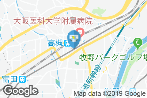 サイゼリヤ 阪急高槻市駅前店のオムツ替え台情報