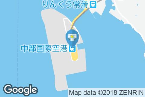 中部国際空港駅(改札内)のオムツ替え台情報