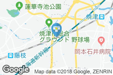 西焼津駅(改札内)のオムツ替え台情報