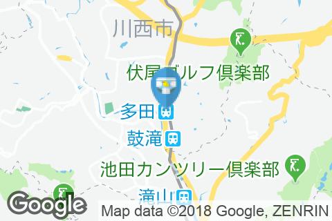 多田駅(改札内)のオムツ替え台情報