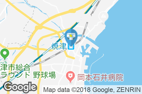 焼津駅(改札外)のオムツ替え台情報