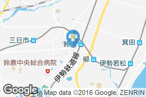 ココス 鈴鹿中央店のオムツ替え台情報