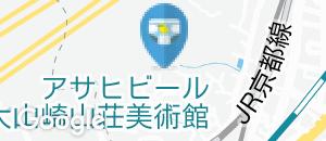 アサヒビール大山崎山荘美術館(1F)のオムツ替え台情報