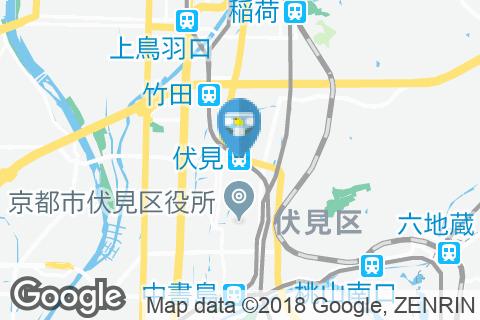 伏見駅(改札内)のオムツ替え台情報