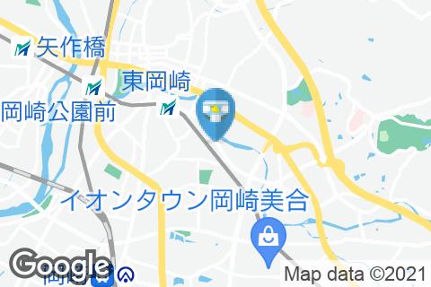 むさしの森珈琲 岡崎竜美丘ガーデンプレイス店(1F)のオムツ替え台情報