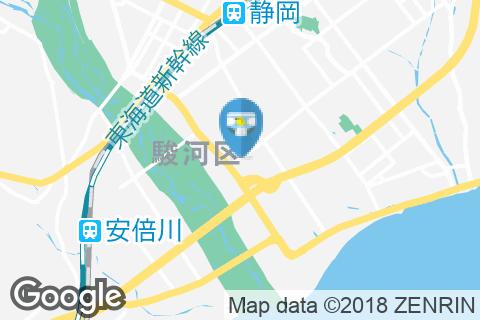 ステーキガスト 静岡SBS通店のオムツ替え台情報