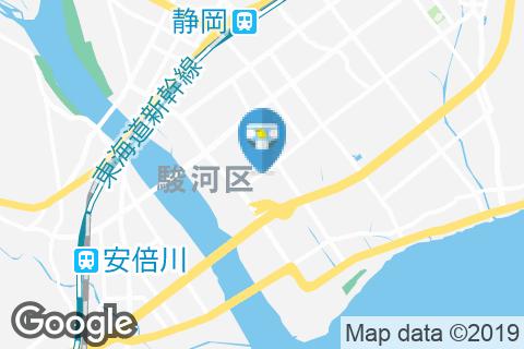 かつ銀静岡SBS通り店のオムツ替え台情報