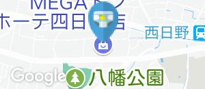 MEGAドン・キホーテ四日市店のオムツ替え台情報