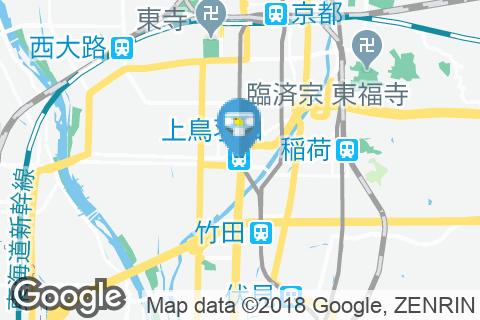上鳥羽口駅(改札内)のオムツ替え台情報