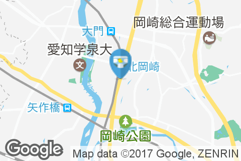 木曽路 岡崎店のオムツ替え台情報