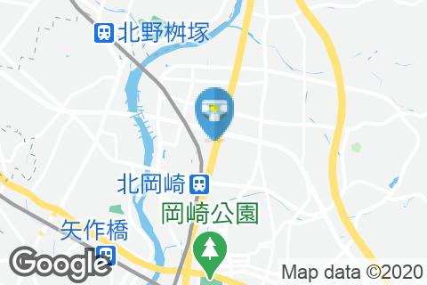 インドレストラン・ナンハウス 岡崎大樹寺店(1F)のオムツ替え台情報