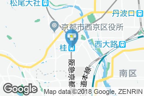 桂駅(改札内)のオムツ替え台情報