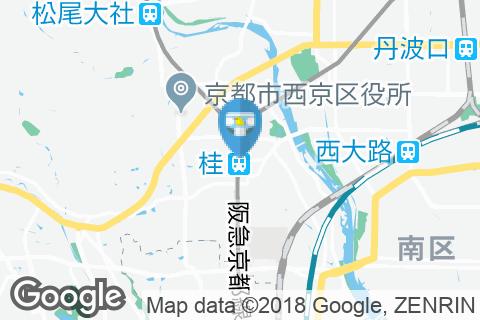 ミュー阪急桂(3F)のオムツ替え台情報