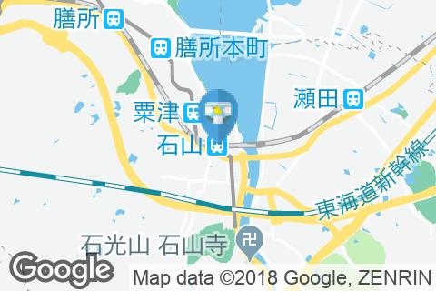 石山駅(改札内)のオムツ替え台情報