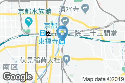 京阪電気鉄道 東福寺駅(改札内)のオムツ替え台情報