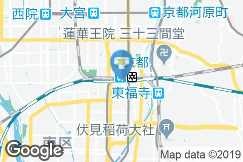 近鉄京都駅(構内改札付近)のオムツ替え台情報