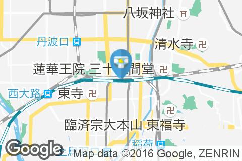 近鉄京都駅(構内1号線ホーム奥)のオムツ替え台情報