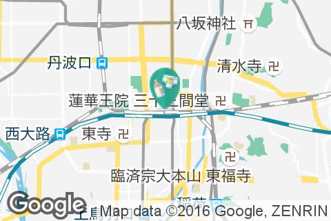 京都拉麺小路の授乳室・オムツ替え台情報
