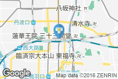 ホテルグランヴィア京都(1F 多目的トイレ内)のオムツ替え台情報