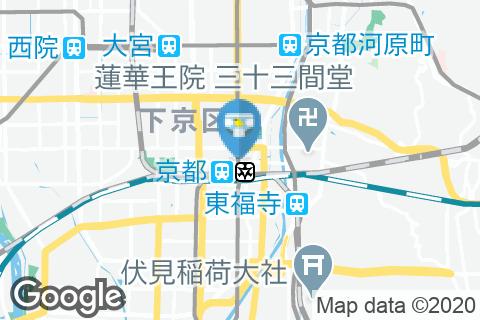 アイシティ 京都駅前(3F)のオムツ替え台情報
