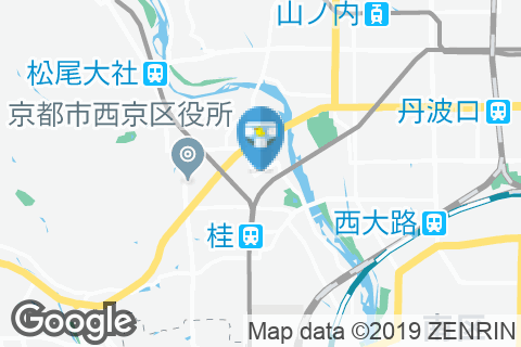 ステーキガスト 京都桂店のオムツ替え台情報