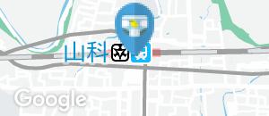 京都市交通局 山科駅(改札外)のオムツ替え台情報