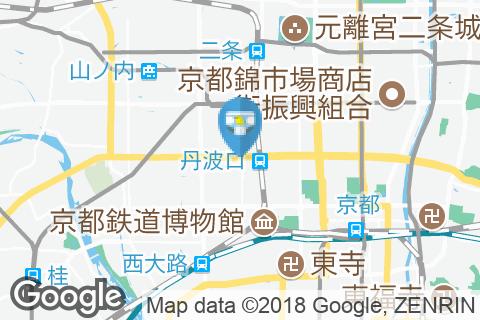 かごの屋五条七本松店(2F)のオムツ替え台情報