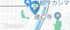 カレーハウスCoCo壱番屋 下京区四条河原町店(2F)のオムツ替え台情報