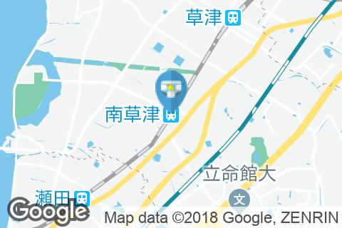 南草津駅(改札外)のオムツ替え台情報