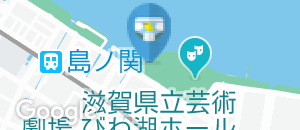 大津湖岸なぎさ公園打出の森(女子トイレ)のオムツ替え台情報