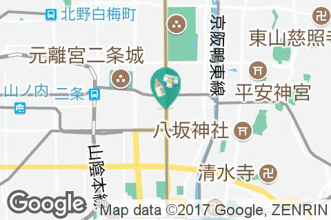 ホテルモントレ京都(1F)の授乳室・オムツ替え台情報