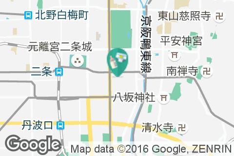 京都文化博物館の授乳室・オムツ替え台情報