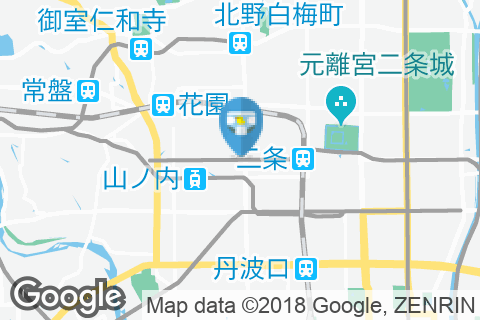 西大路御池駅(改札内)のオムツ替え台情報