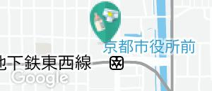 京都市役所(1F)の授乳室・オムツ替え台情報