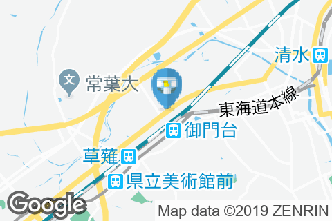 ガスト 清水七ツ新屋店(1F)のオムツ替え台情報