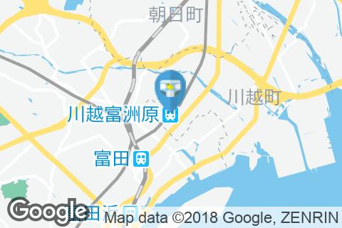 川越富洲原駅(改札内)のオムツ替え台情報