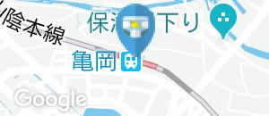 亀岡駅(改札内)のオムツ替え台情報