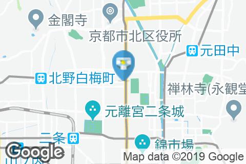虎屋菓寮京都一条店(1F)のオムツ替え台情報