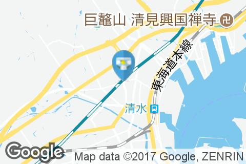 牛庵 清水店(1F)のオムツ替え台情報