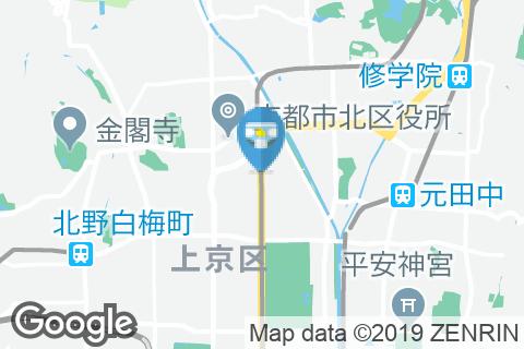 鞍馬口駅のオムツ替え台情報